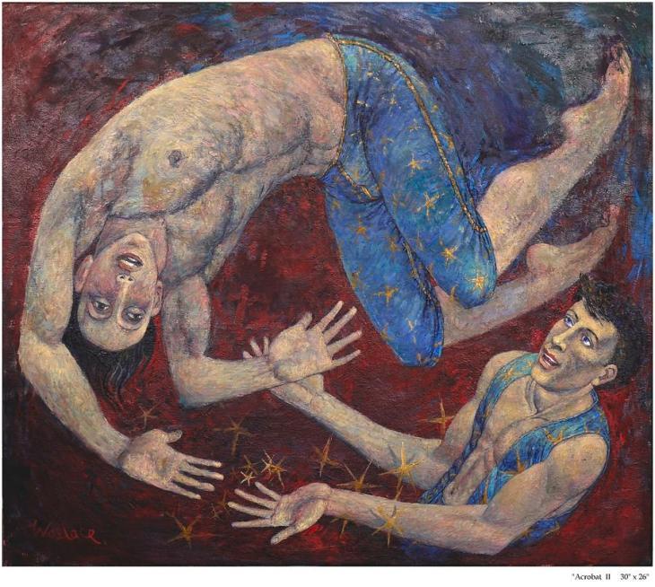acrobats-richard-wallace