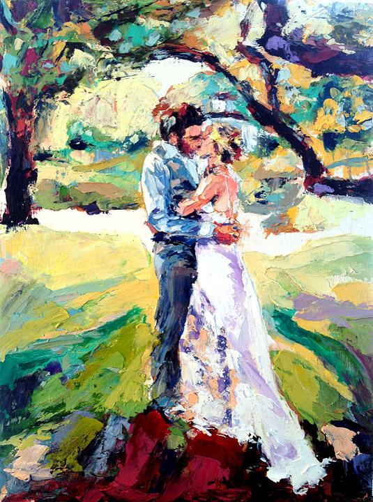 Wedding+Painting