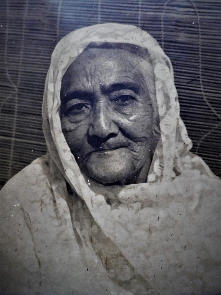 Anwar Nadeem's mother Qaiser Jahan Begum