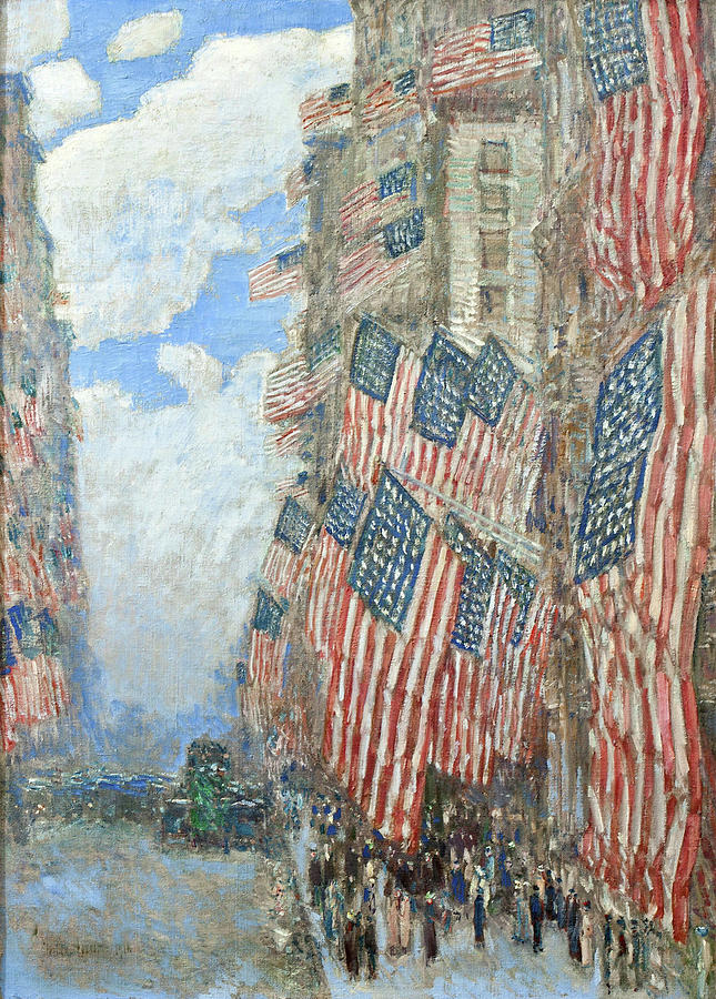 fourth-of-july-1916-frederick-childe-hassam