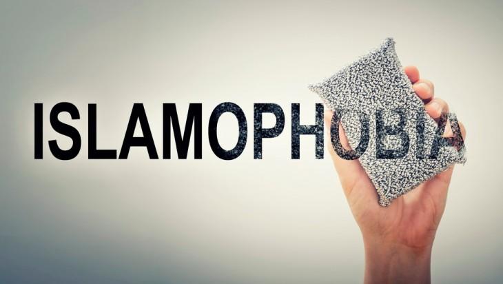 Say no to Islamophobia