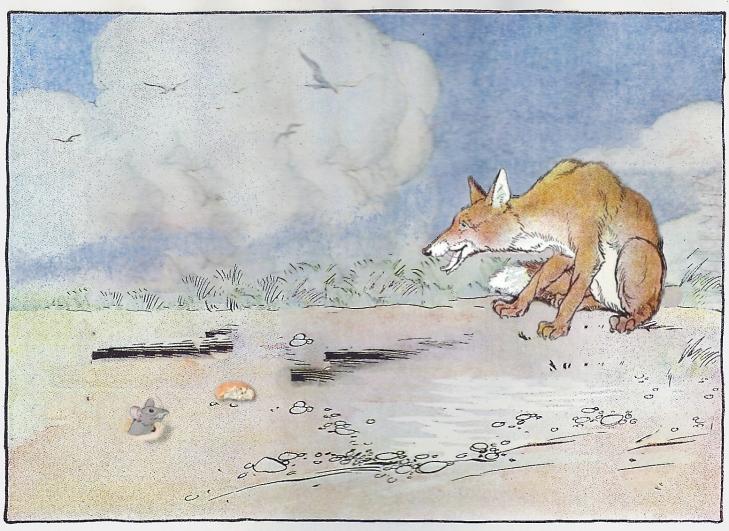 Fox Bread Mouse5