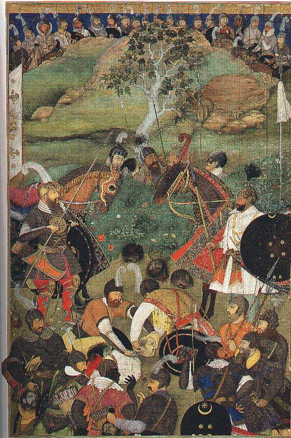 The_death_of_Khan_Jahan_Lodi_(3_February_1631)